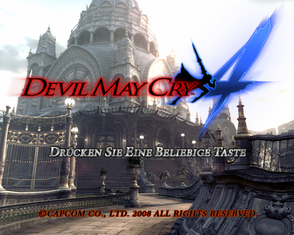 Devil May Cry 4 Benchmark