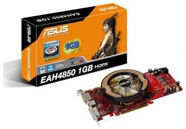 Asus Radeon HD4850 1 GB