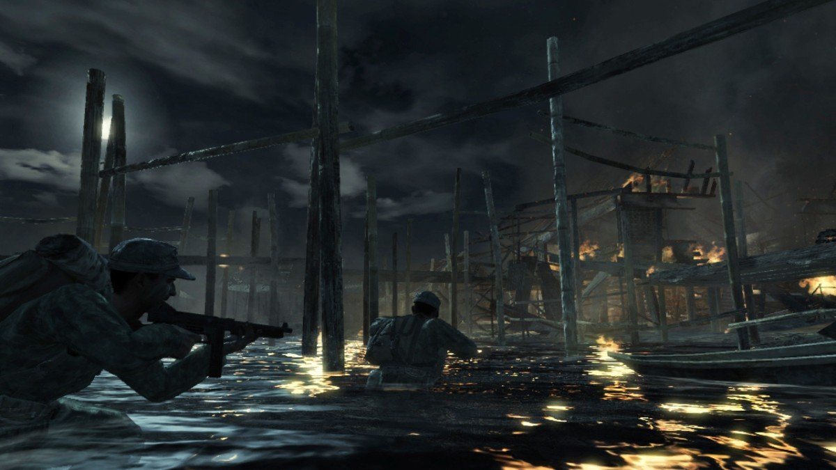 Call of Duty 5: World at War  24. Juni
