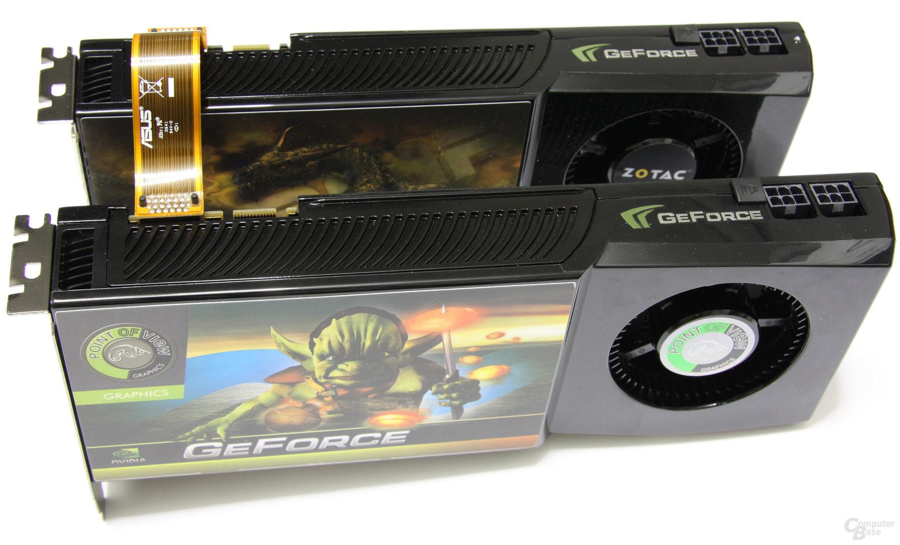 GeForce GTX 260 SLI