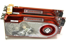 PowerColor Radeon HD 4870 CrossFire