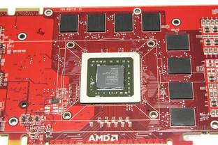 PowerColor Radeon HD 4870 GPU und Speicher