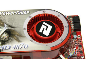 PowerColor Radeon HD 4870 Lüfter