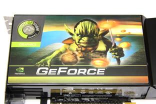 GeForce GTX 260 Aufkleber