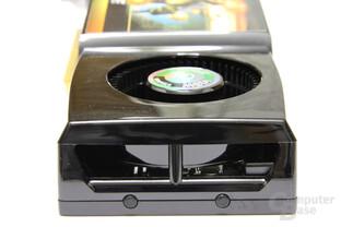 GeForce GTX 260 Kartenende