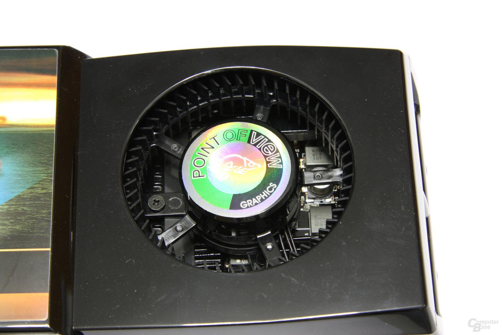 GeForce GTX 260 Lüfter