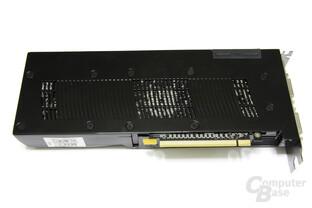 GeForce GTX 260 Rückseite