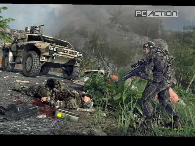 Crysis Warhead  Quelle: PC Action