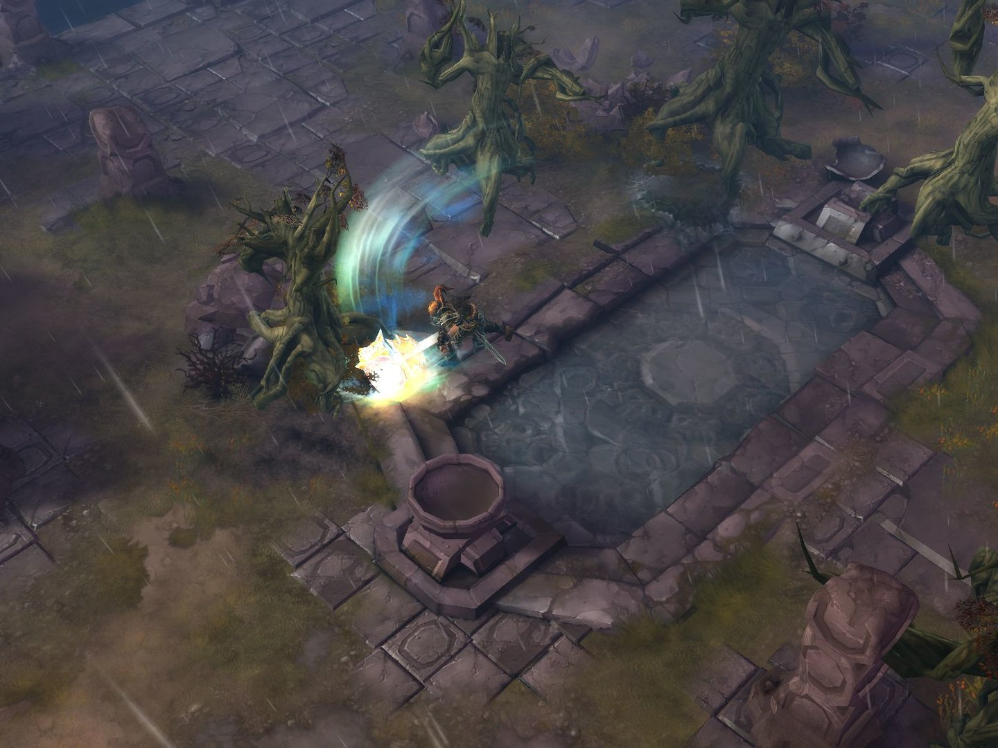 Diablo 3 Screenshots 2008