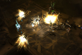 Diablo 3 Screenshots Januar 2010