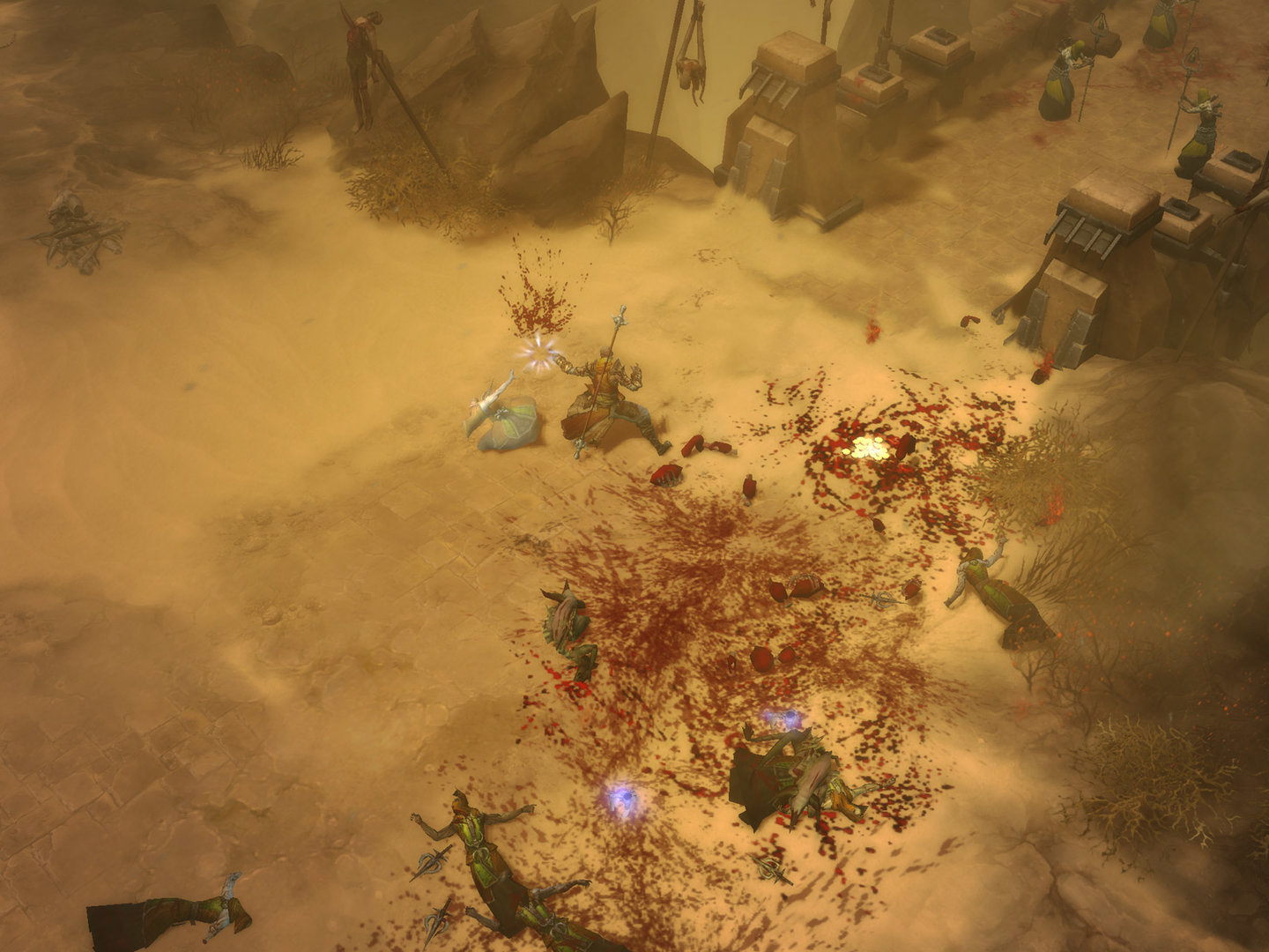 Diablo 3 Screenshots 2009