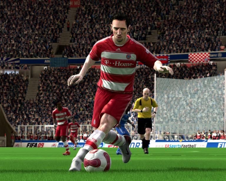 FIFA 09 PC-Version