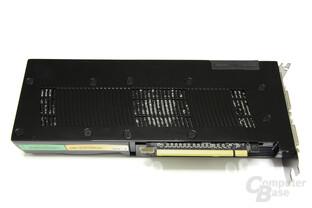 GeForce GTX 260 AMP! Rückseite