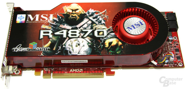 MSI Radeon HD 4870 OC