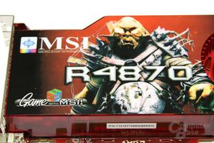 Radeon HD 4870 OC Logo