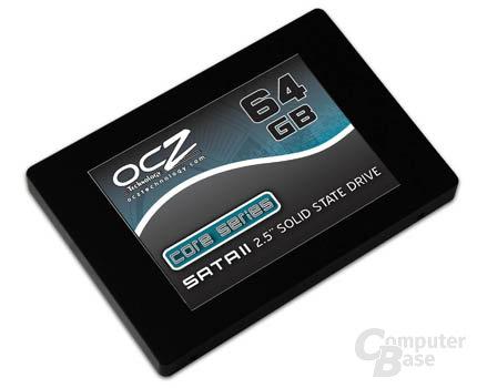 """OCZ Core Series SATA II 2,5"""" SSD (64 GB)"""