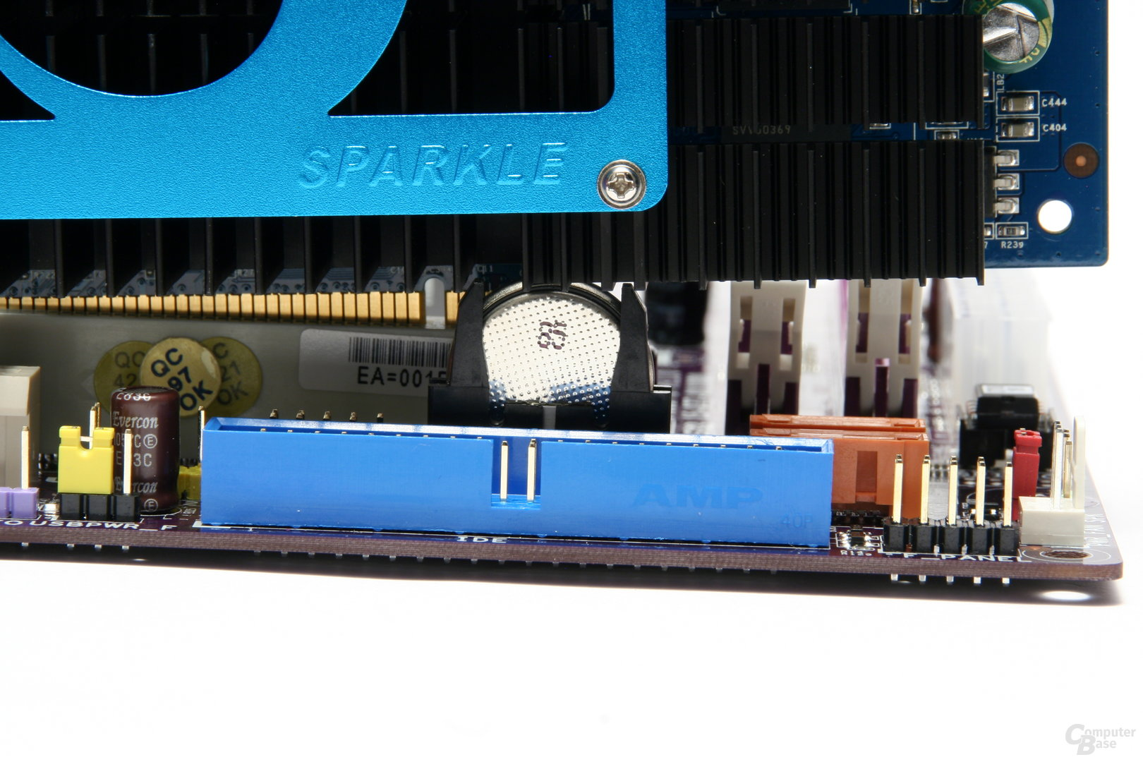 Sparkle GeForce 8500 GT (PCI)