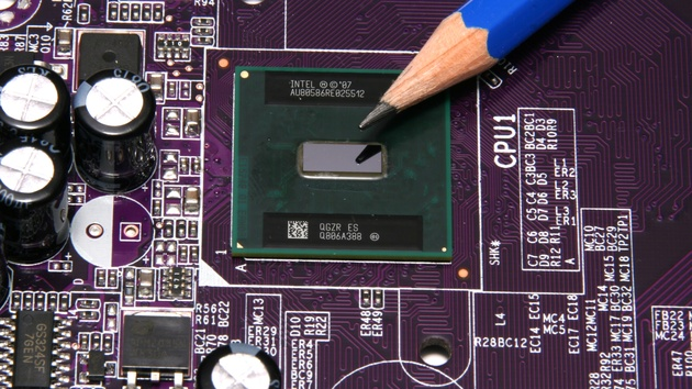 Intel Atom für Nettops im Test: ECS 945GCT-D und Sparkle 8500 GT