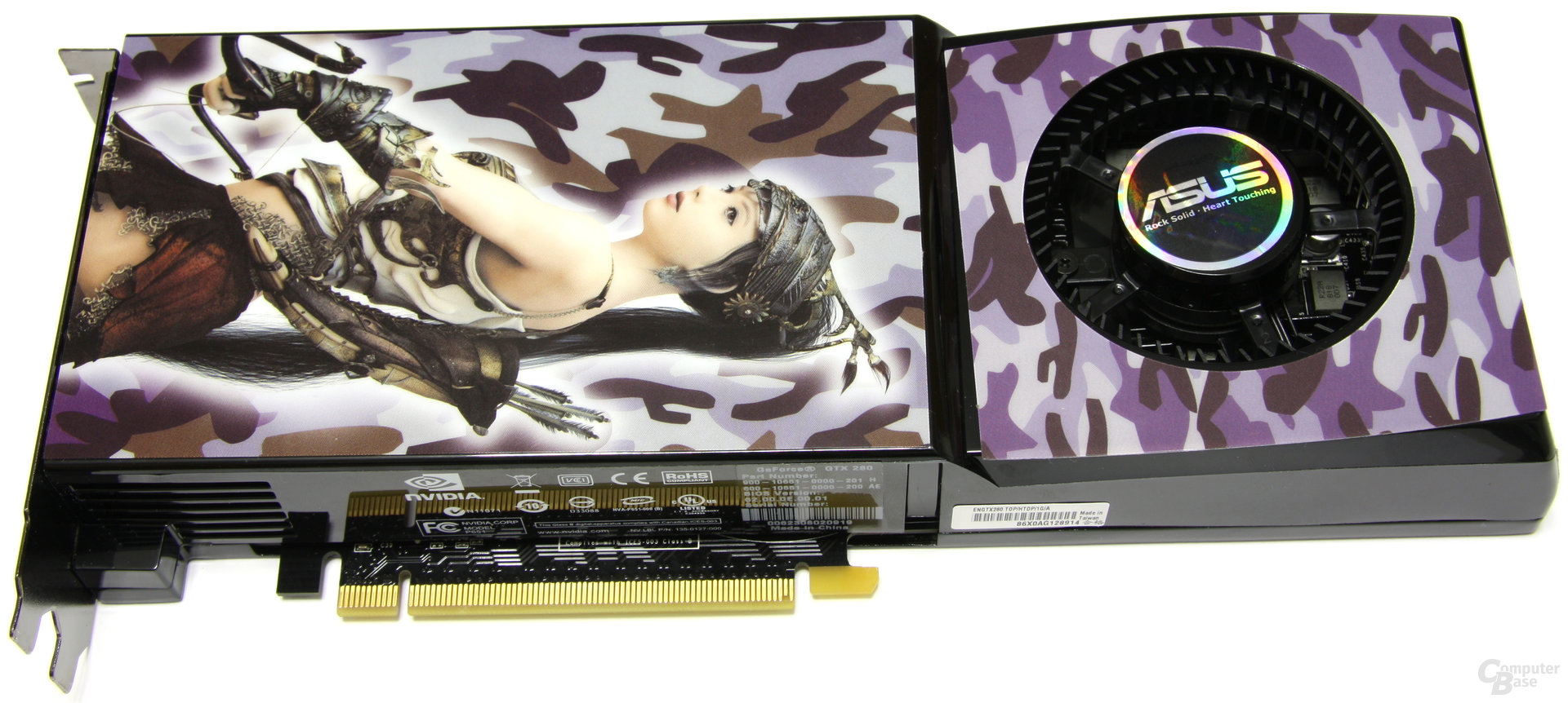 Asus GeForce GTX 280 GTX TOP