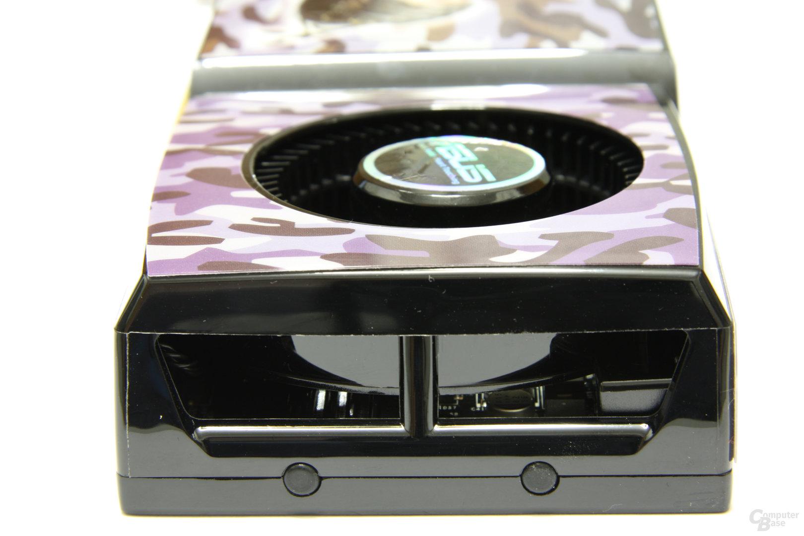GeForce GTX 280 GTX TOP Kantenende
