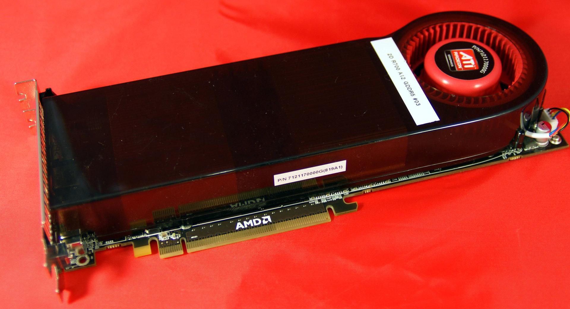 ATi Radeon HD 4870 X2