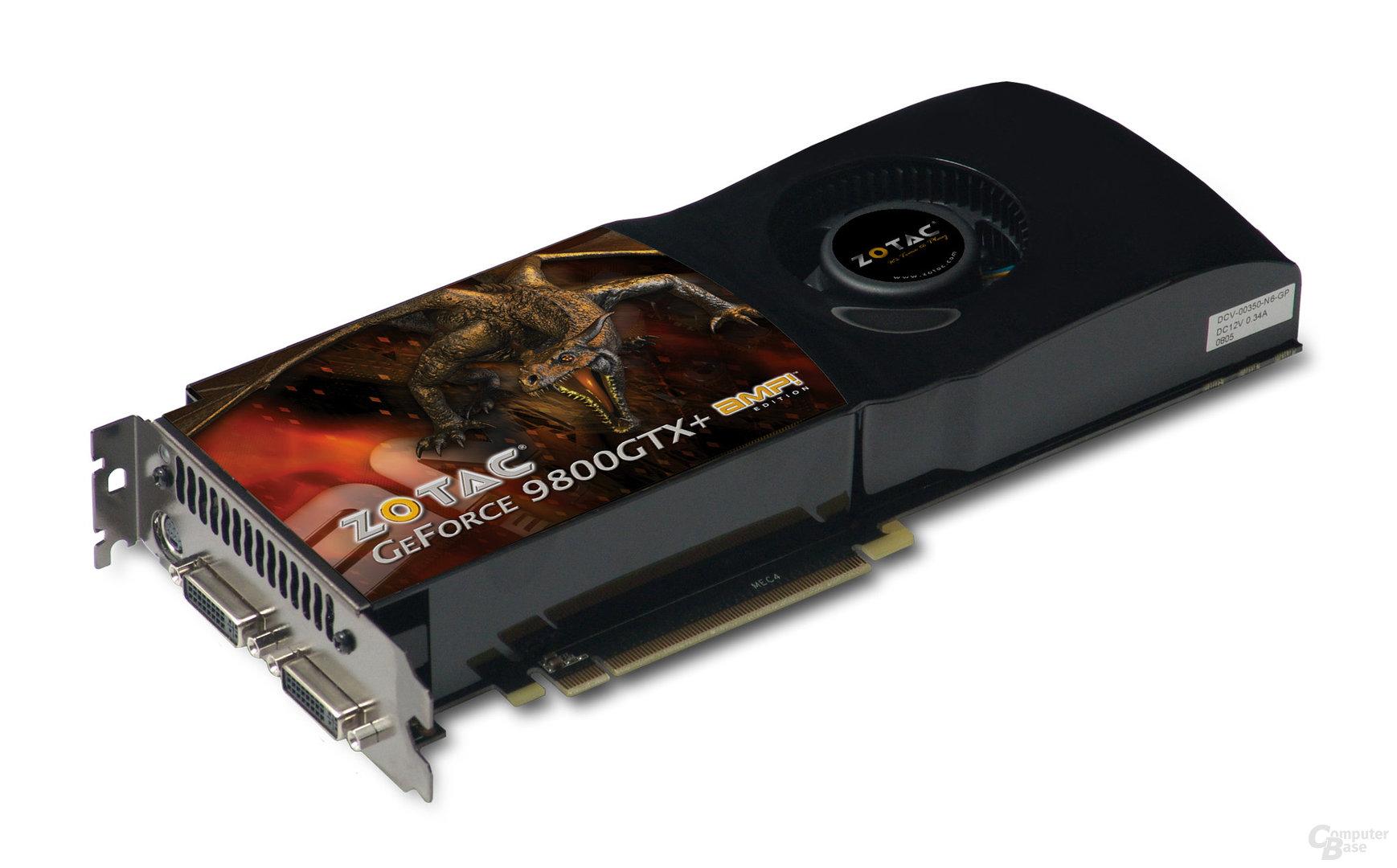 Zotac GeForce 9800 GTX+ AMP!