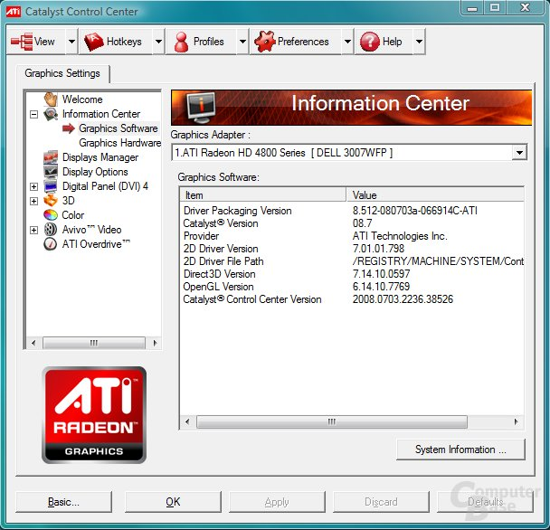 ATi Catalyst 8.7