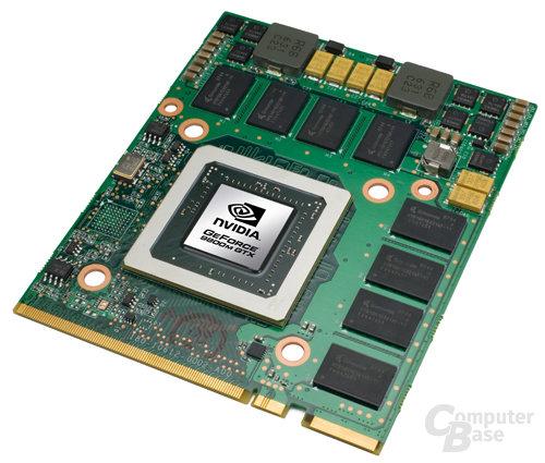 Geforce 9800M GTX