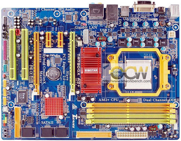 Biostar 790GX