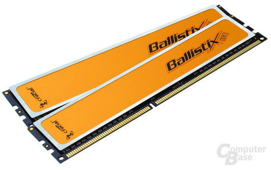 Crucial Ballistix DDR3