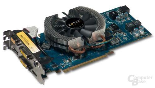 Zotac GeForce 9600 GT mit sechs Ausgängen