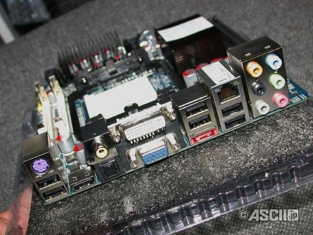 MINIX-780G-SP128MB im japanischen Handel