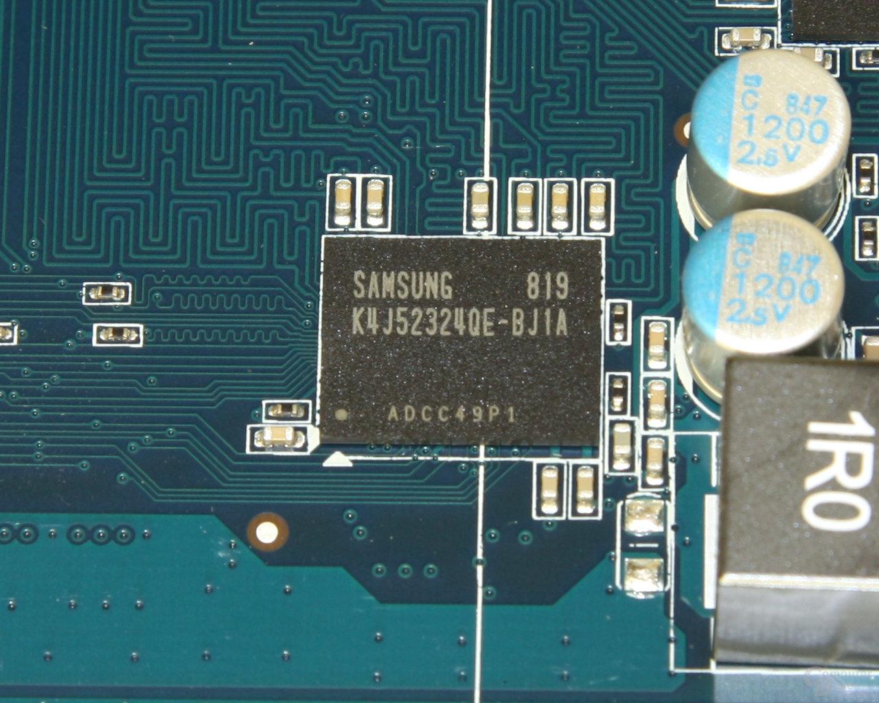 GeForce 9500 GT AMP! Speicher