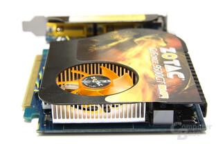 GeForce 9500 GT AMP! von hinten