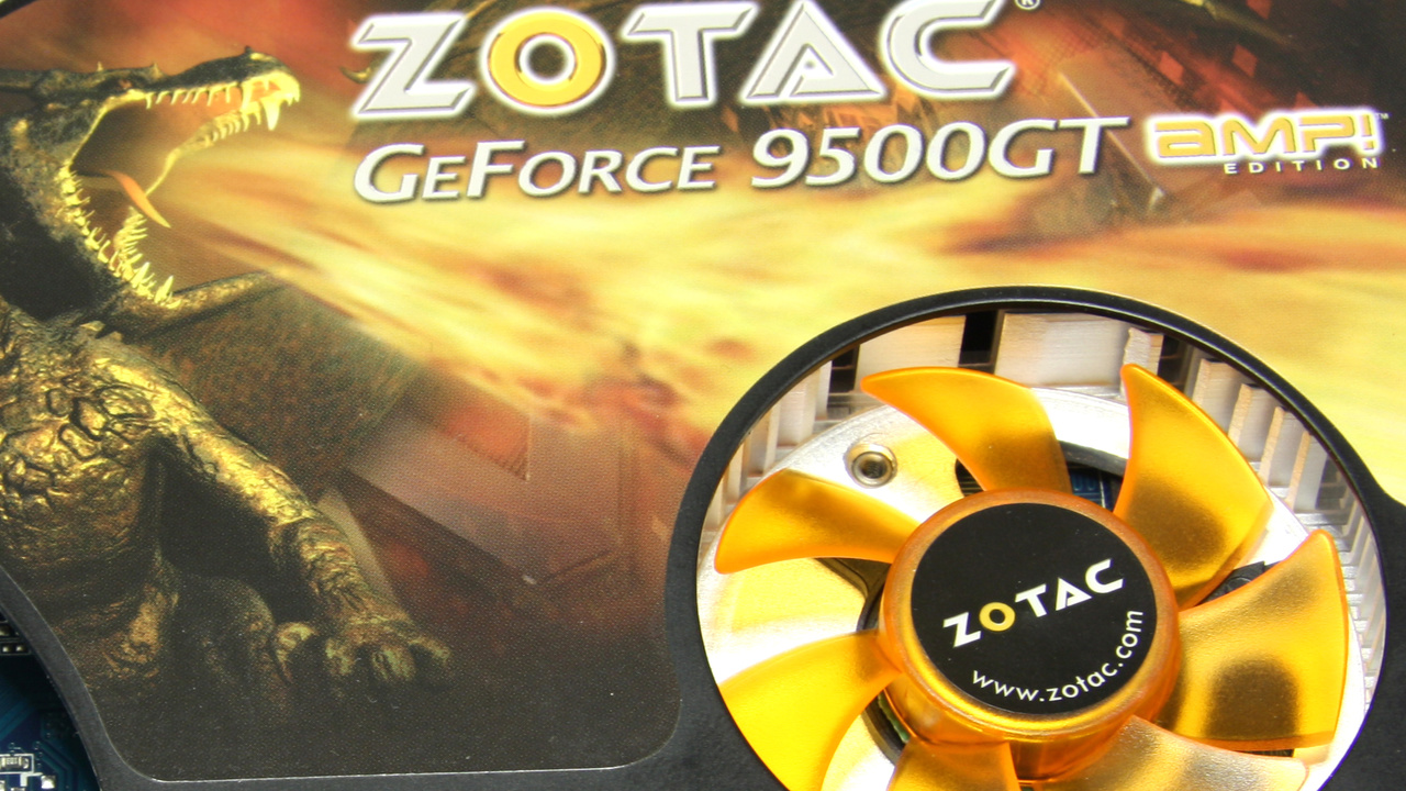 Nvidia-Grafikkarten im Test: Eine neue GeForce 9500 GT und alte 9800 GT