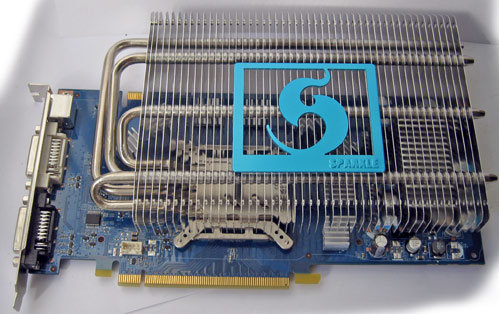 GeForce 9800 GT von Sparkle | Quelle: Fudzilla