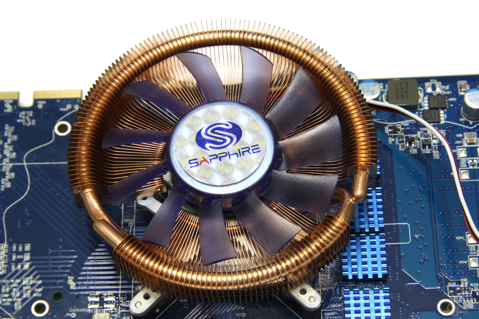 Radeon HD 4850 Toxic Lüfter