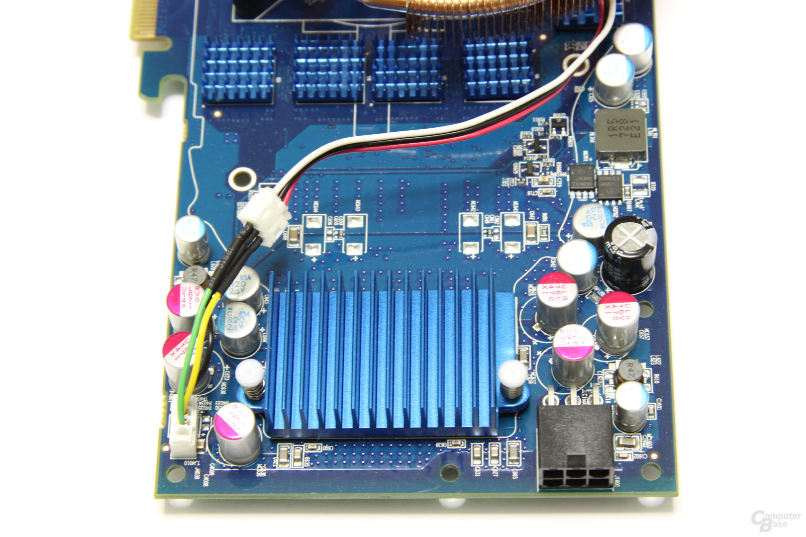 Radeon HD 4850 Toxic Spannungswandler
