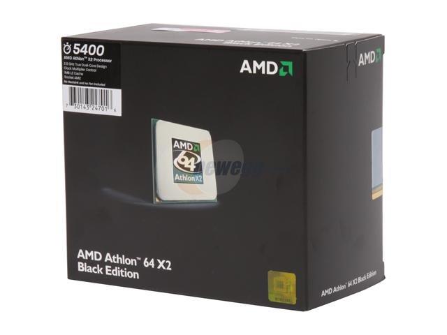 AMD Athlon 5400+ Black Edition
