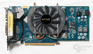 Zotac GeForce 9600 GT DisplayPort
