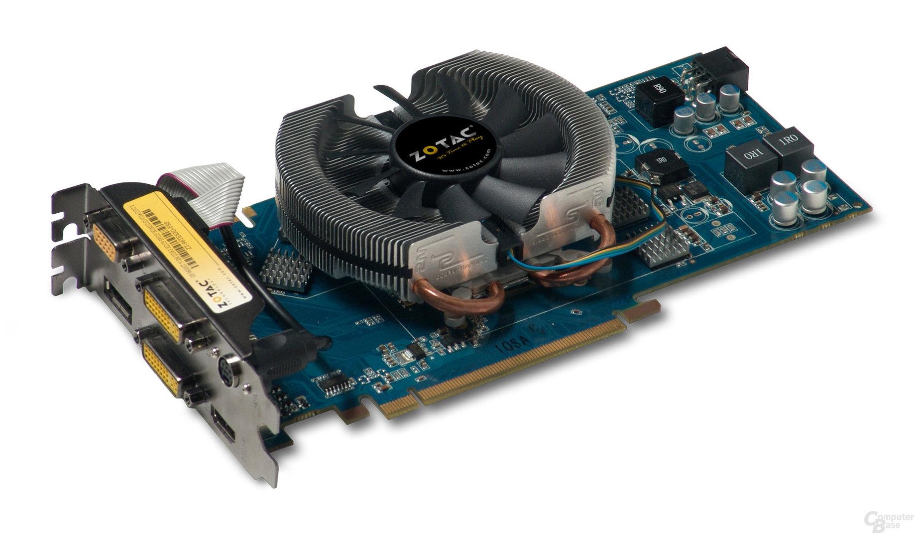 Zotac GeForce 9600 GT DisplayPort