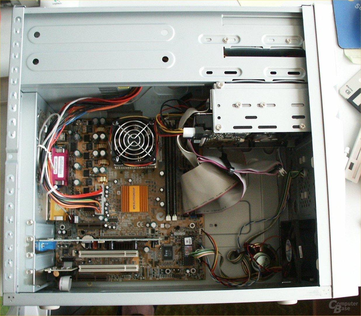 Athlon 1,4GHz offen