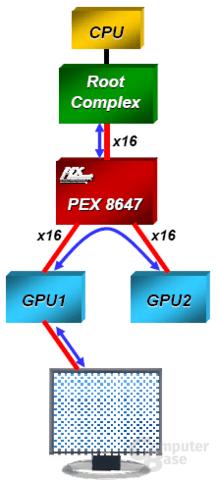 PLX PEX 8647