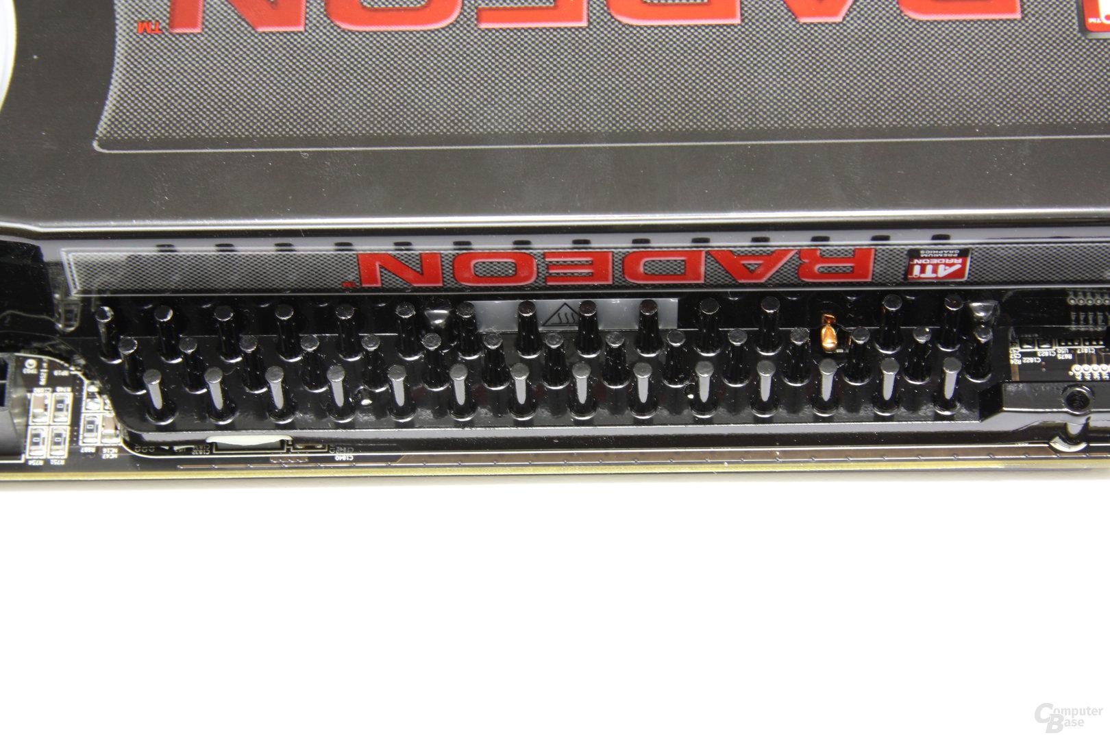 Radeon HD 4870 X2 Kühlkörper