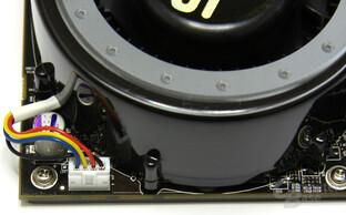 Radeon HD 4870 X2 Lüfteranschluss
