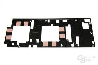 Radeon HD 4870 X2 Speicherkühler