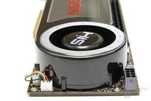 Radeon HD 4870 X2 von hinten