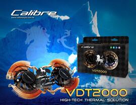 Sparkle Calibre Fly VDT2000