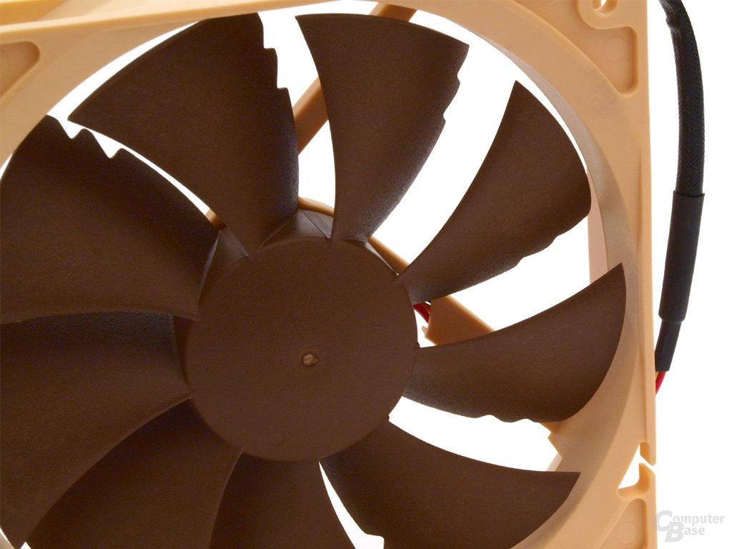 Vortex-Control Notches sorgen für weniger Luftverwirbelungen
