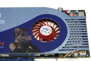 Radeon HD 4850 1GB Lüfter